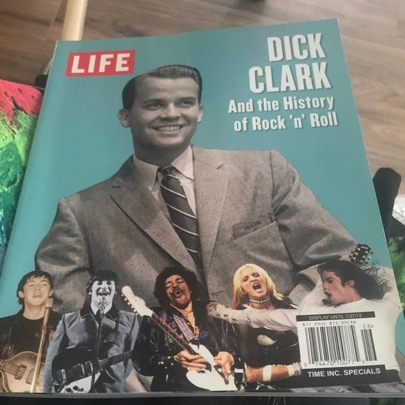 Dick Clark life book